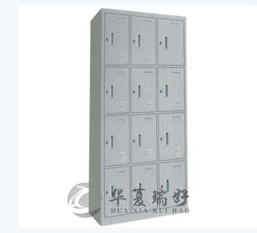 RH-WJ02型 十二门更衣柜