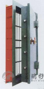 RH-JK04型 普通钢板金库门
