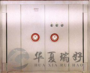 RH-JK05型 双开门式不锈钢金库门